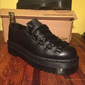 Dr. Martens size 9 brand new in box .